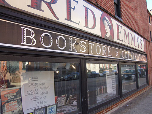 Radical Baltimore bookstore Red Emma's plans expansion