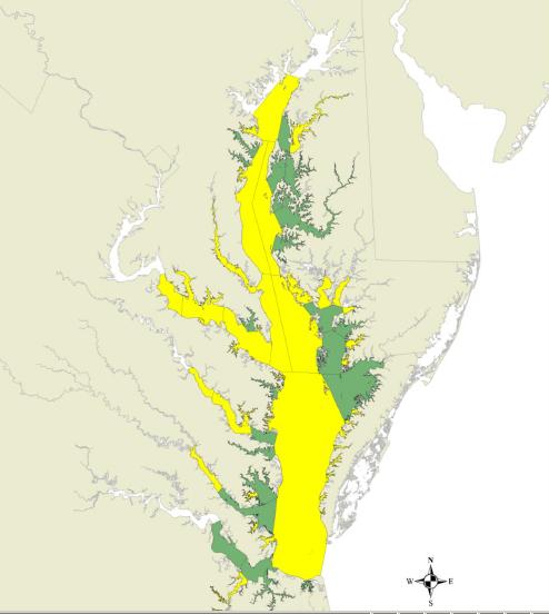 Oyster restoration plan targets 2 dozen Chesapeake Bay tributaries