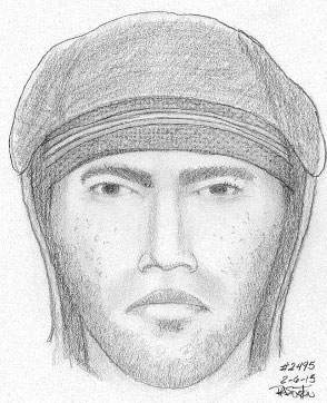 18th woman groped in Springfield, new sketch released