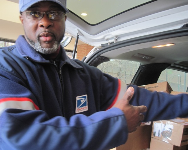 Slice of Life: Delivering mail with Daniel Giles