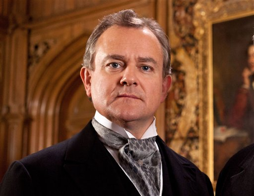 The book that inspired 'Downton Abbey'