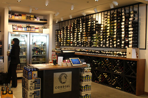 Cordial Fine Wine and Beer uncorks at Union Market