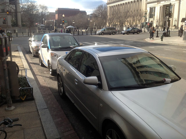 In 2012, nearly 2M D.C. parking tickets issued