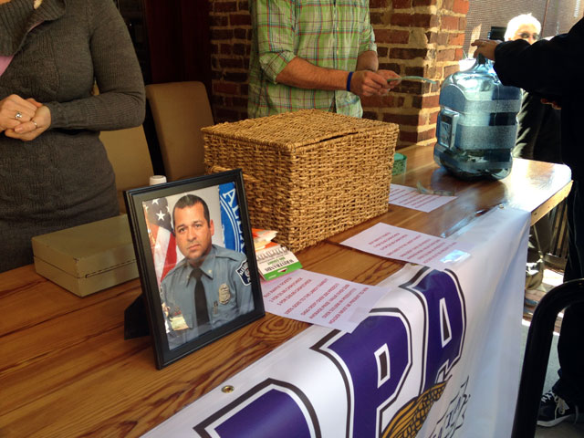 Fundraiser for injured Alexandria police officer raises 75k