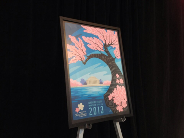 Cherry blossom festival searches for volunteers