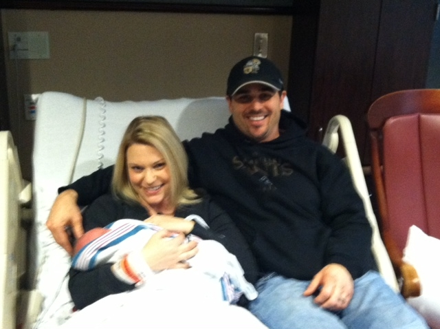 Northern Virginia couple gives birth on Dulles Toll Rd.