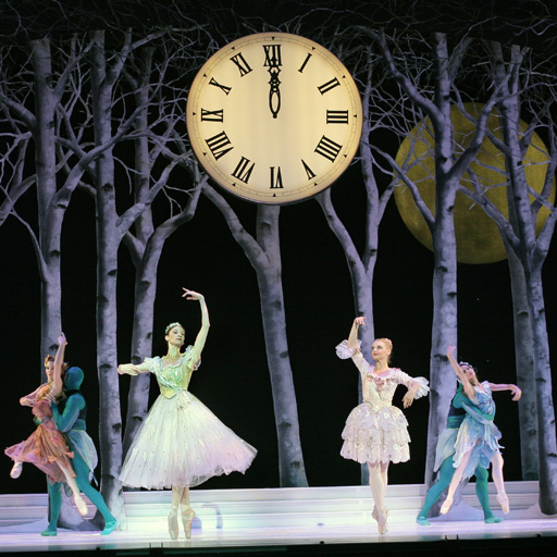 A Cinderella Story: Washington Ballet's spin on a classic fairy tale