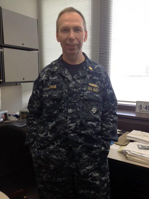 Daunting task: Saving the life of a hero at Walter Reed