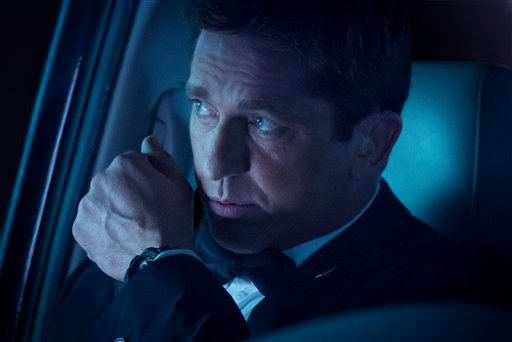 'Olympus Has Fallen' is 'Die Hard' at the White House