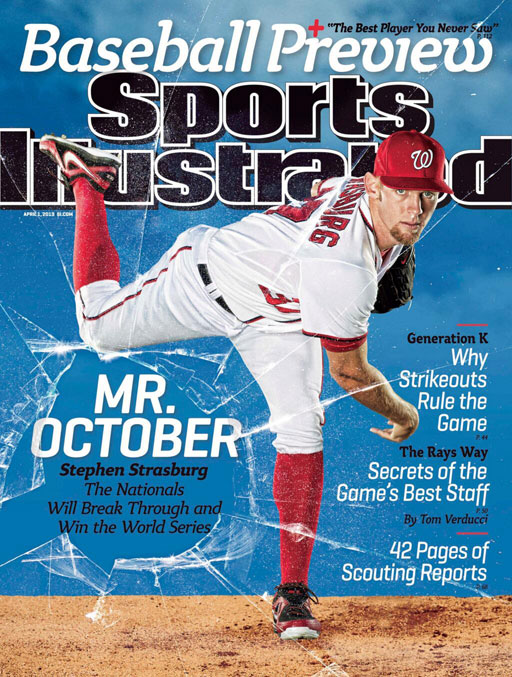 Nats predicted champs while Strasburg snags SI cover