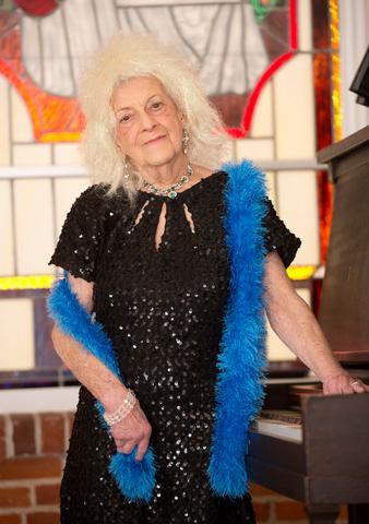 Woman, 90, performs as Tina Turner at nursing homes