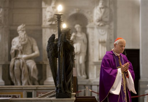 Archdiocese to celebrate new pope with evening mass