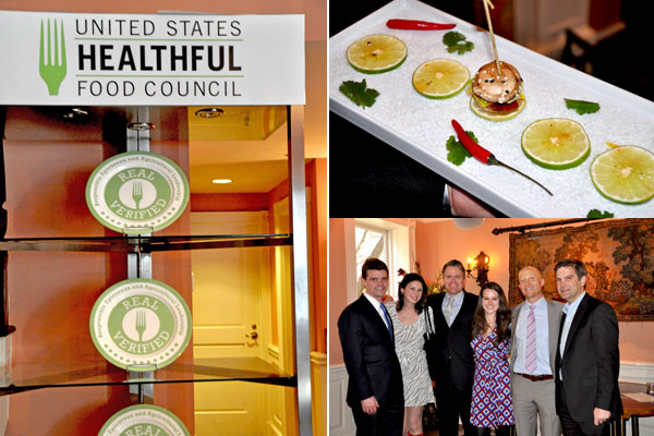 Local organization sets healthy eating standards at area restaurants
