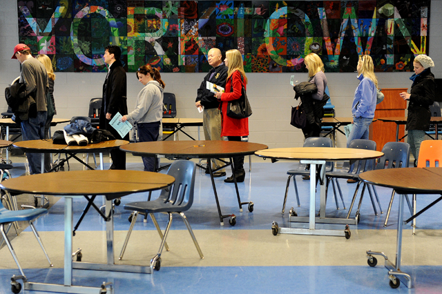 GAO asked to investigate why voters waited hours to cast ballots