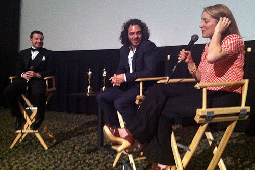 WTOP Film Critic hosts Oscar-winning 'Inocente' screening