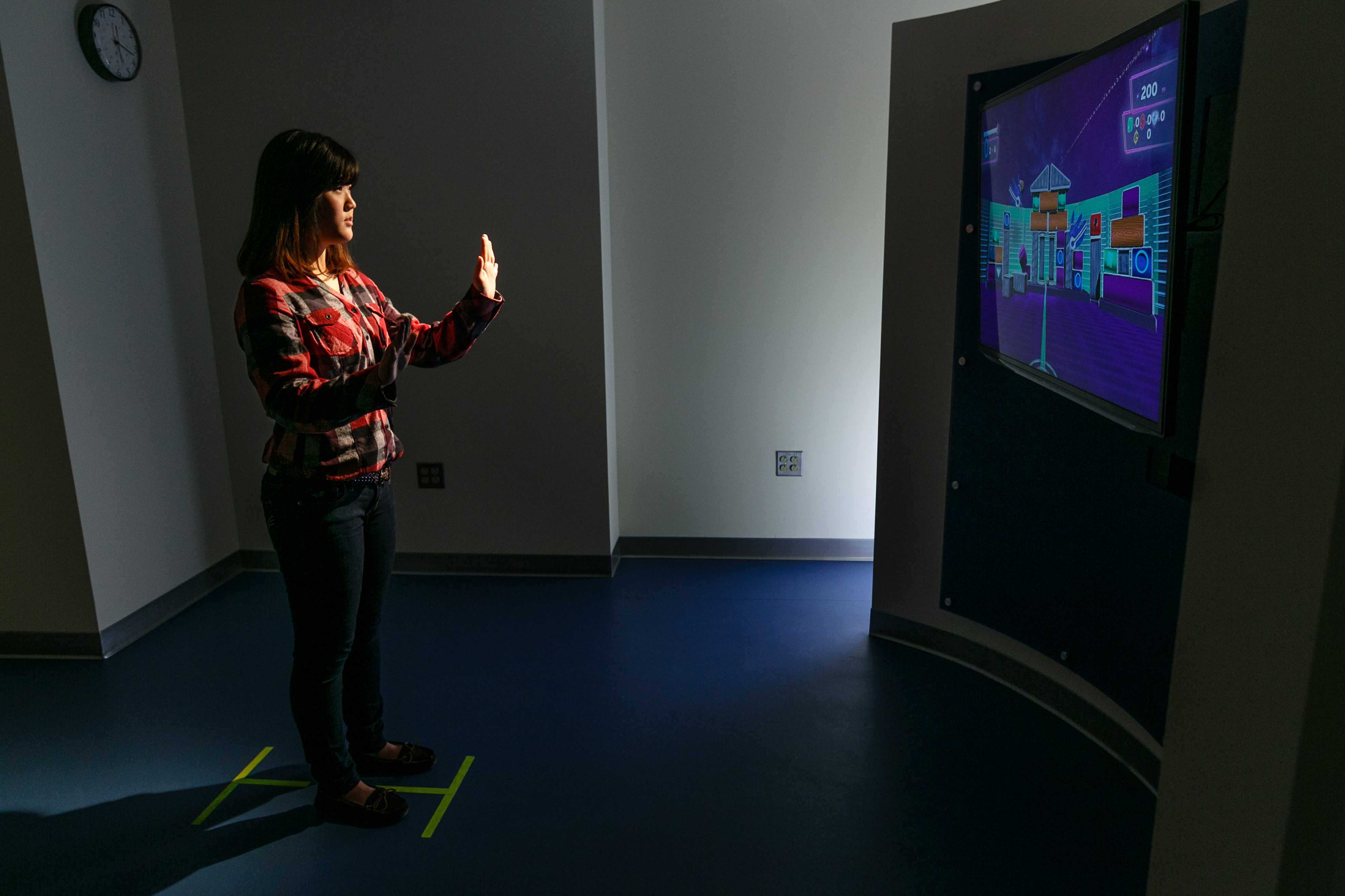Children's team treats pain with technology, integrative approaches