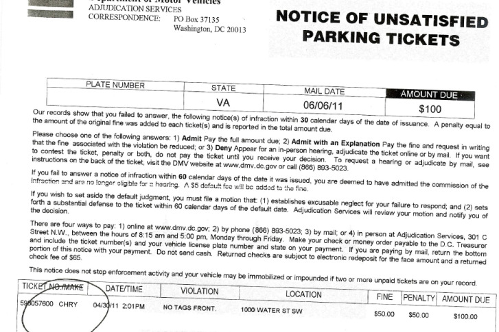City Of Los Angeles Parking Violation >> Find Parking Ticket By Drivers License