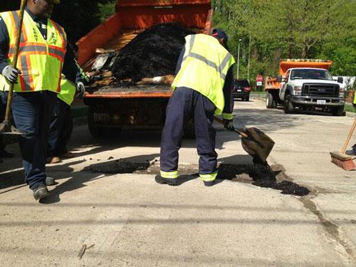 Pothole repair: D.C. fills more than 11K potholes during Potholepalooza