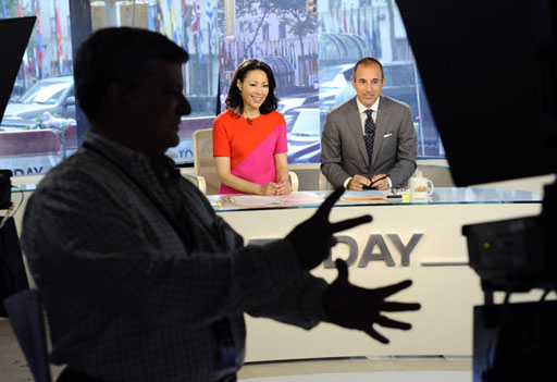 Pieces of 'Today' set coming to Newseum
