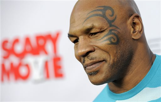 Mike Tyson, Bill O'Reilly, Dennis Miller on stage this weekend