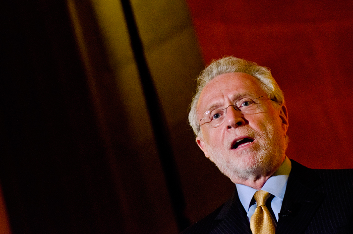False shooting report at Wolf Blitzer's home