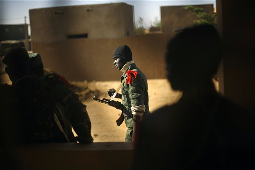 Mali lawmaker begs for help from U.S.