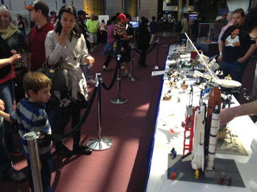 Air and Space Museum celebrates space exploration