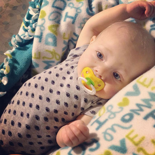 Mom of sick baby asks federal workers to donate their leave