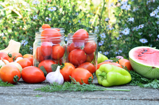 Preserving seasonal food and culinary techniques