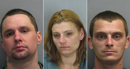 3 linked to dozens of Fairfax Co. burglaries