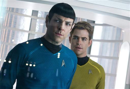 Time to 'kirk out' again with 'Star Trek: Into Darkness'