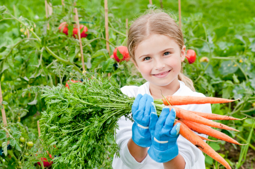 Gardening with kids: Tips and advice for starting an active and healthy habit