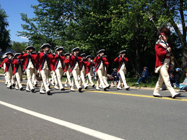 Bowie celebrates Memorial Day with parade