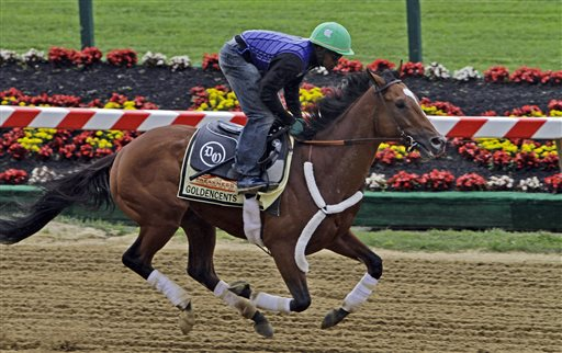 Security tightened for Preakness
