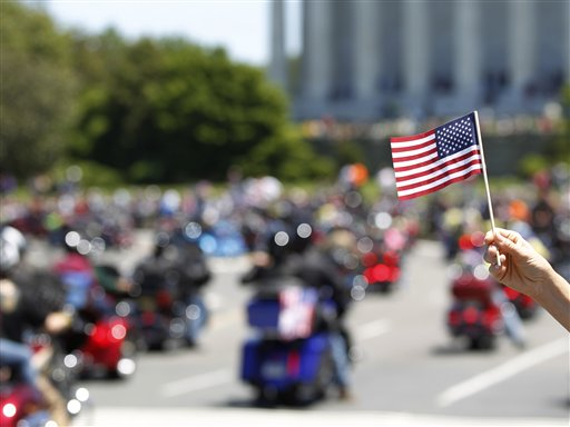 Veterans group plans to continue what Rolling Thunder started in DC