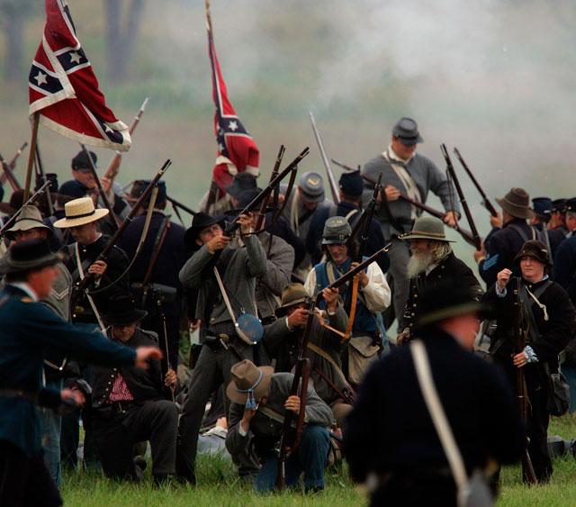 300K expected for Gettysburg 150th Civil War commemoration