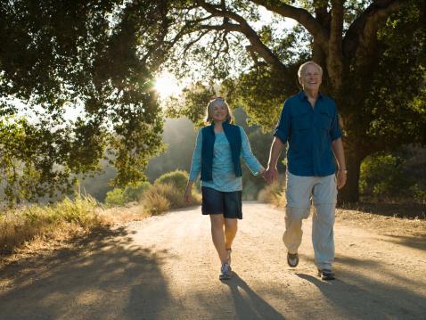 Walking cuts risk of Type 2 diabetes in seniors