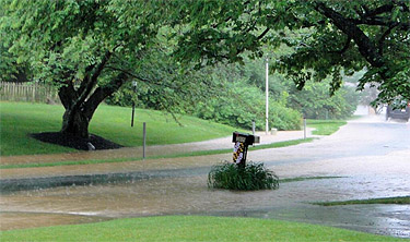 Heavy rains threaten wells, septic tanks