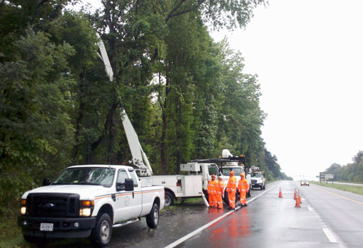 Utilities prep for next round of storms