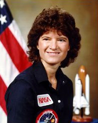 Remembering Sally Ride's historic launch into space