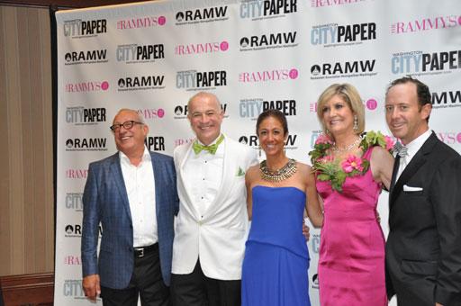The 2013 RAMMY award winners