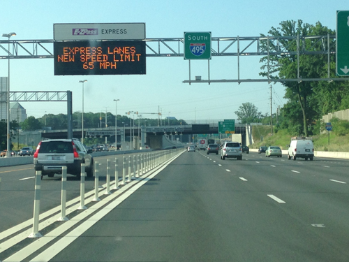 Virginia Express Lanes operator releases new numbers