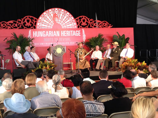 Smithsonian Folklife Festival highlights Hungarian heritage