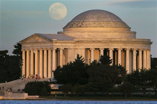 National Park Service looks to improve accessibility for Jefferson Memorial