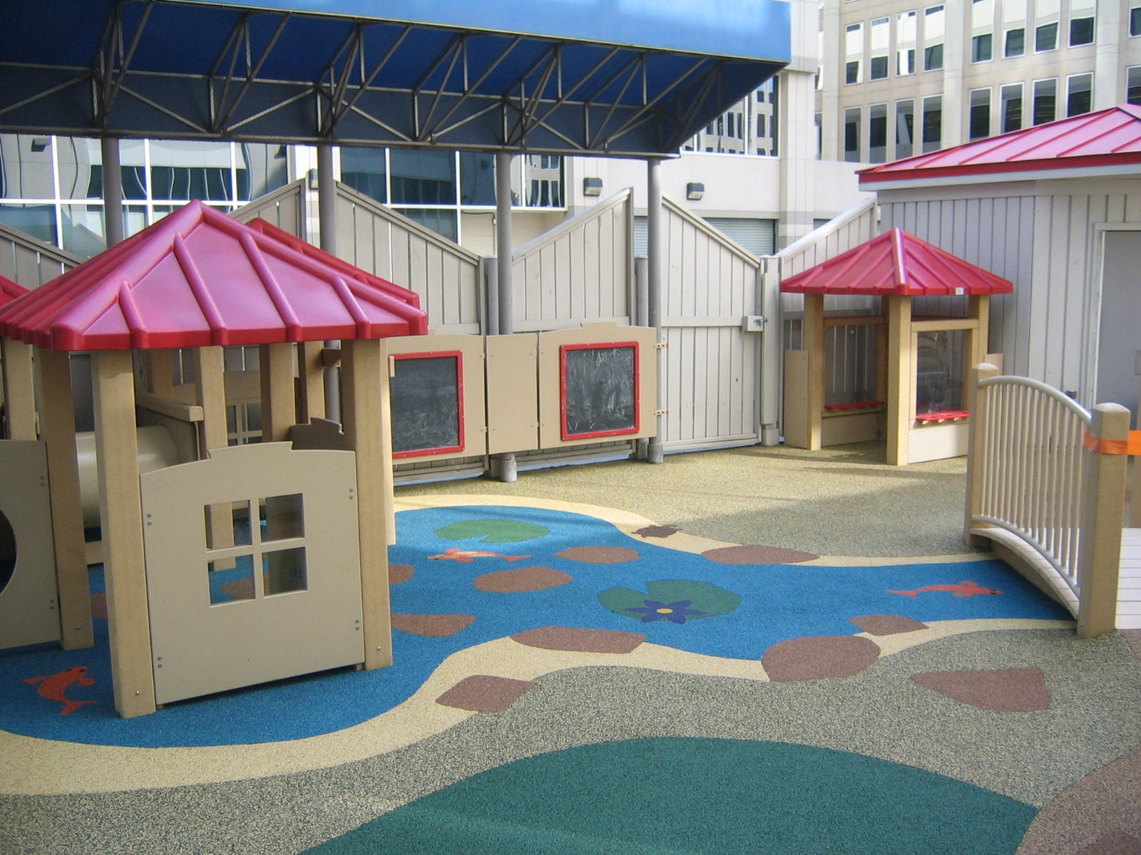 Make your local playground eco-friendly
