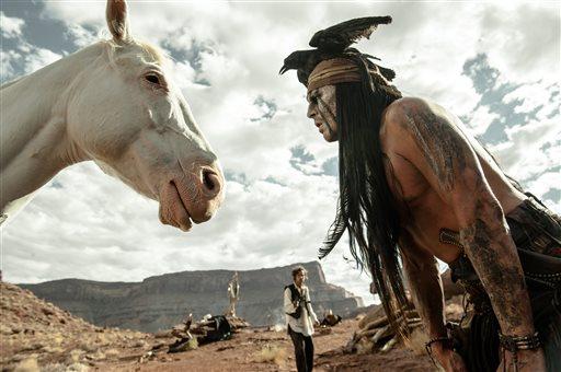 Circle the Wagons: 'Lone Tonto' still worth seeing