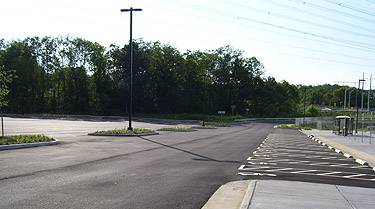 New commuter lot opens in Northern Va.