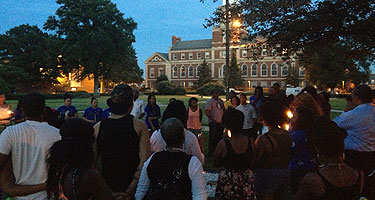 Ruptured pipes, electrical outages postpone Howard University classes