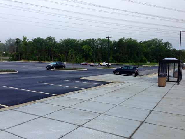 New Park and Ride lot opens in Gainesville