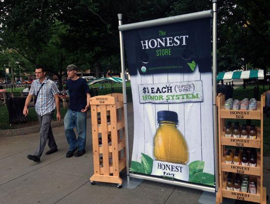 Honest Tea moving to Atlanta